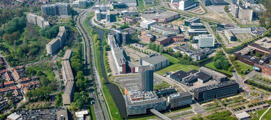 Positive economic figures for Leiden region