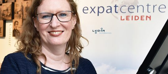 New manager Expat Centre