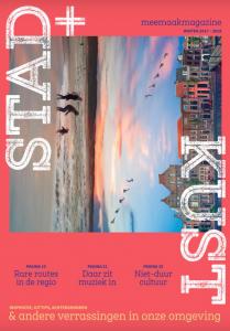 Magazine Stad + Kust in de brievenbus