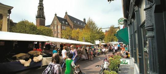 Een rondje door Leiden