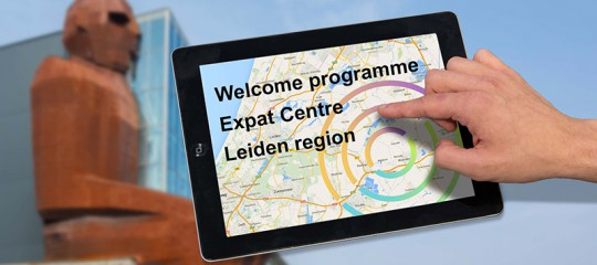 New Expat Centre for the Leiden Region