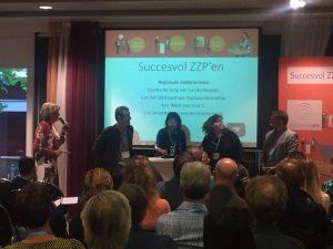 Zzp-event brengt nieuw netwerk tot stand