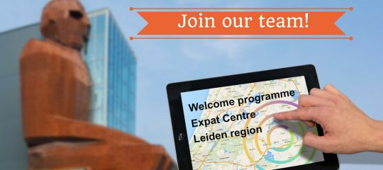 Vacature Manager Expat Centre
