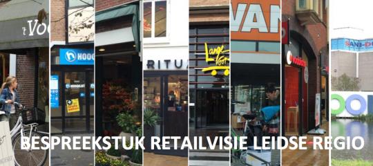 Ondernemers bouwen mee aan de regionale visie winkelgebieden