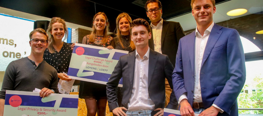 Legal Tech Challenge een succes