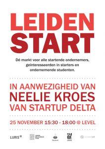 Uitnodiging Leiden Start!