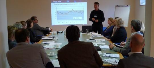 Laatste thematafel voor Economische agenda