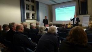 Raadsleden bijeen voor agenda economie