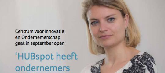 HUBspot heeft ondernemers veel te bieden