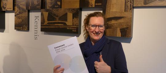 Expat Centre Agreement now official