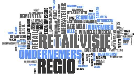 Berichten uit de media over Retailvisie Leidse regio