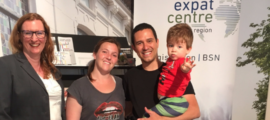 Expat Centre Leiden maakt kans op prijs