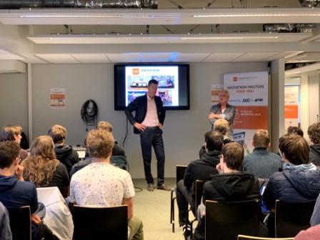 Hackathon Masters bij mboRijnland