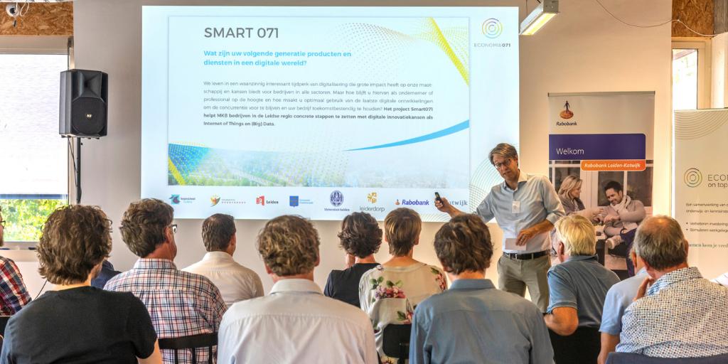 Workshop 'Digitale innovatiestimulering MKB en de rol van gemeentes'