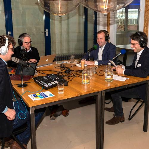 Beluister de podcast van De Dataloog