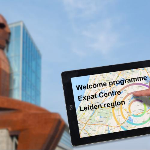 Expat Centre Leiden op eigen benen