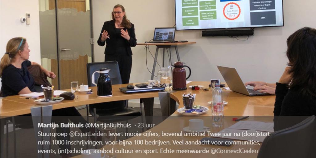 Expat Centre Leiden