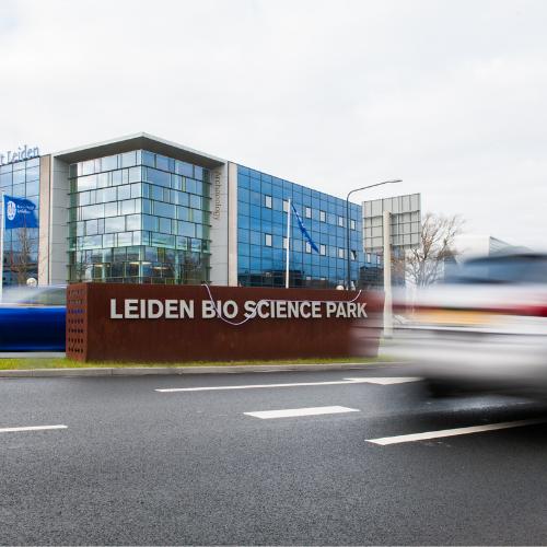 OV-bereikbaarheid van centrum Leiden en Bio Science Park