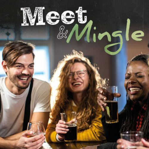 Meet & Mingle voor internationals
