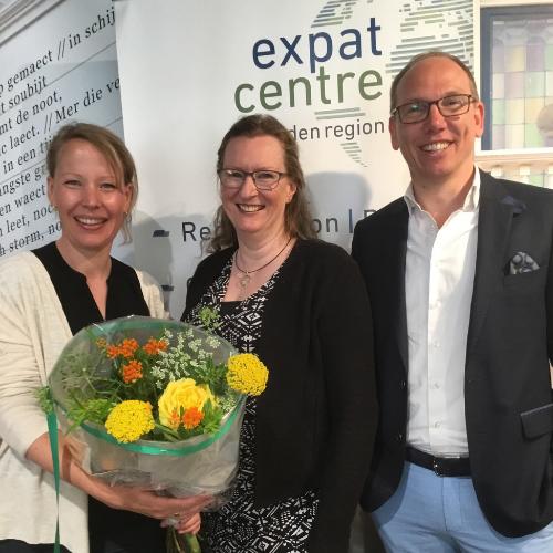 Expat Centre Leiden gaat zelfstandig verder