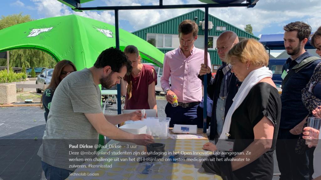 Open Innovatie Lab Leiden