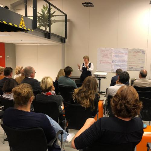 Terugkoppeling dialoogtafels Human Capital Actieplan