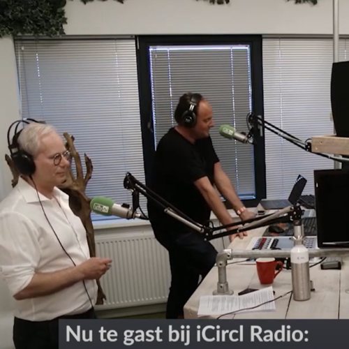 iCircl Radio & iCircl Talks van start