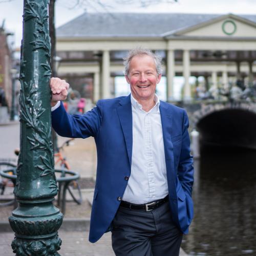 Nico Tates namens Ondernemend Leiden in stuurgroep Economie071