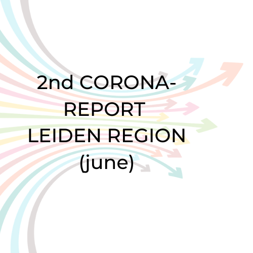 Two years of crisis dynamics in a robust Leiden region