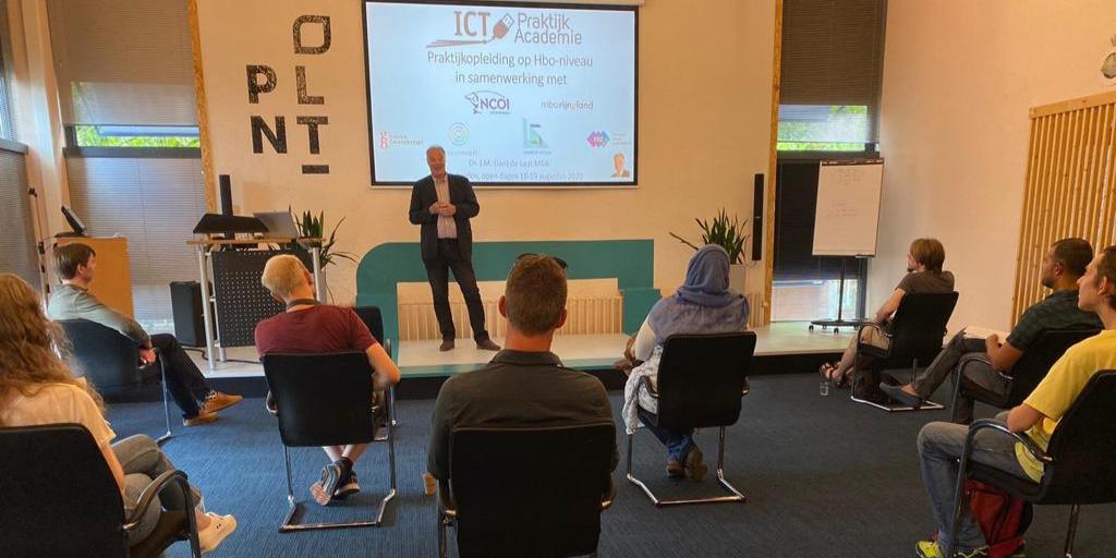 ICT Praktijk Academie regio Leiden