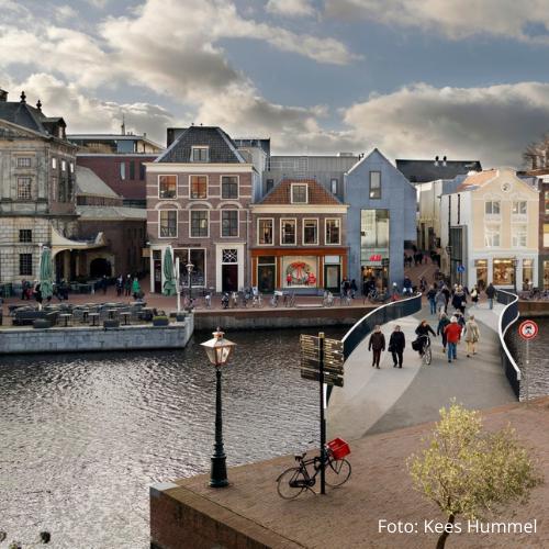 Leiden maakt visie op de bezoekerseconomie
