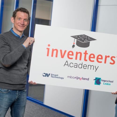 Inventeers Academy zoekt bedrijfsopdrachten