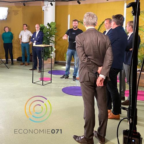 Terugblik netwerk-event Economie071